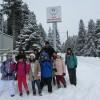 Çaycuma Koleji Öğrencileri Kayak Eğitiminde