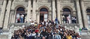27-28 Nisan Tarihlerinde İstanbul Gezimizi Gerçekleştirdik.