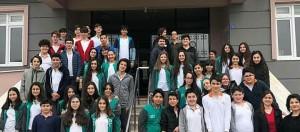 Meslek Tanıtım ve Kariyer Planlama Kulübümüz 8.sınıf öğrencilerimiz ile Lise gezilerine başladı.