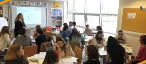 Çaycuma Koleji Olarak Öğretmenlerimizin Sürekli Hizmetiçi Eğitimler Alması için Yatırımlar Yapıyoruz