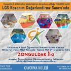 LGS'DE BAŞARI BİZDE BİR GELENEKTİR.